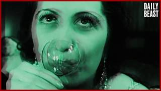 Life Behind Bars -- The Martini