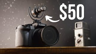 Video Budget Filmmaking Camera Gear Under $50 download MP3, 3GP, MP4, WEBM, AVI, FLV September 2018