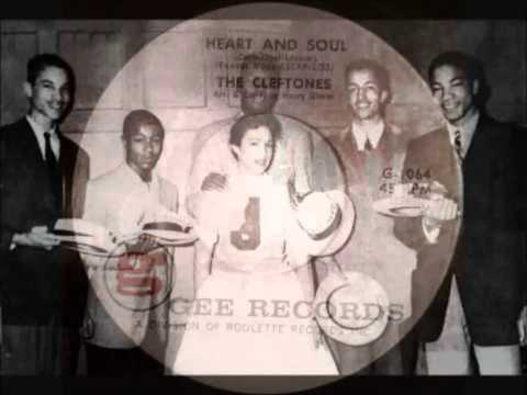 """The Cleftones""""Heart and Soul"""""""