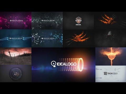 TOP 10 FREE Intro Template 2D + 3D Logo Reveal Sony Vegas Pro   #5