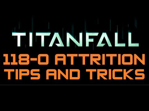 Titanfall - Flawless 114-0 Attrition match on Fracture (Titanfall Gameplay Tips and Tricks)