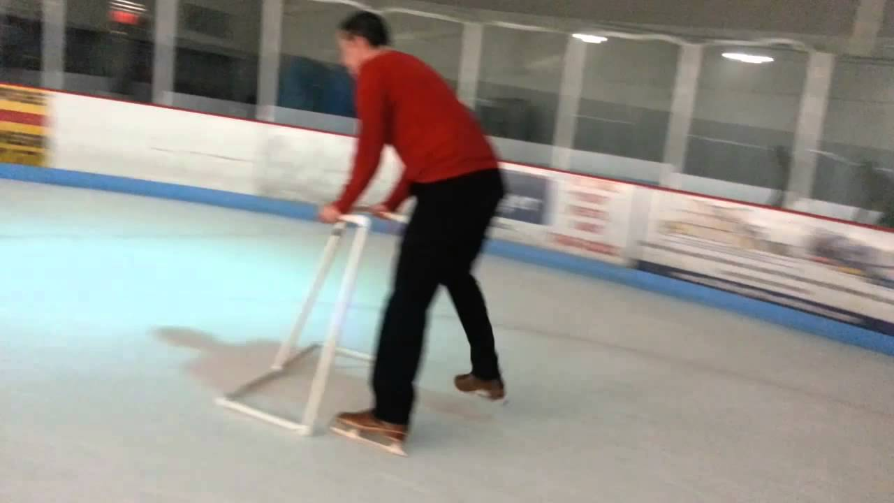 Ice Skating For My First Time Progress Made