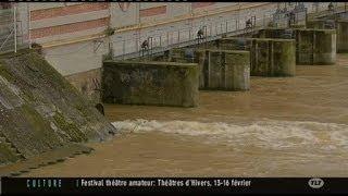 Pont-Neuf : Des déchets gènent les pêcheurs (Toulouse)