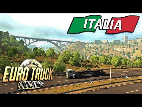 ITALIA DLC | Euro Truck Simulator 2 - FIRST LOOK
