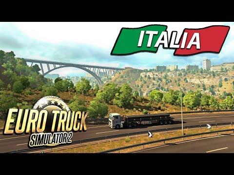 Euro Truck Simulator 2: Italia (PC) Download Torrent | 2017