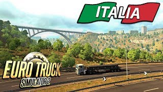 ITALIA DLC   Euro Truck Simulator 2 - FIRST LOOK