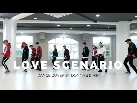 IKON - '사랑을 했다 (LOVE SCENARIO)' - DANCE COVER BY DONNA'S & HIM