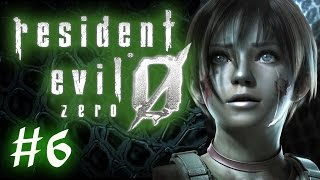 Two Best Friends Play Resident Evil Zero HD (Part 6)