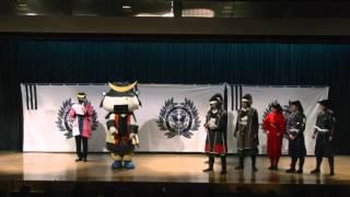 2013年2月2日 仙台市博物館ホールで行われた、仙台市博物館×伊達武将隊...