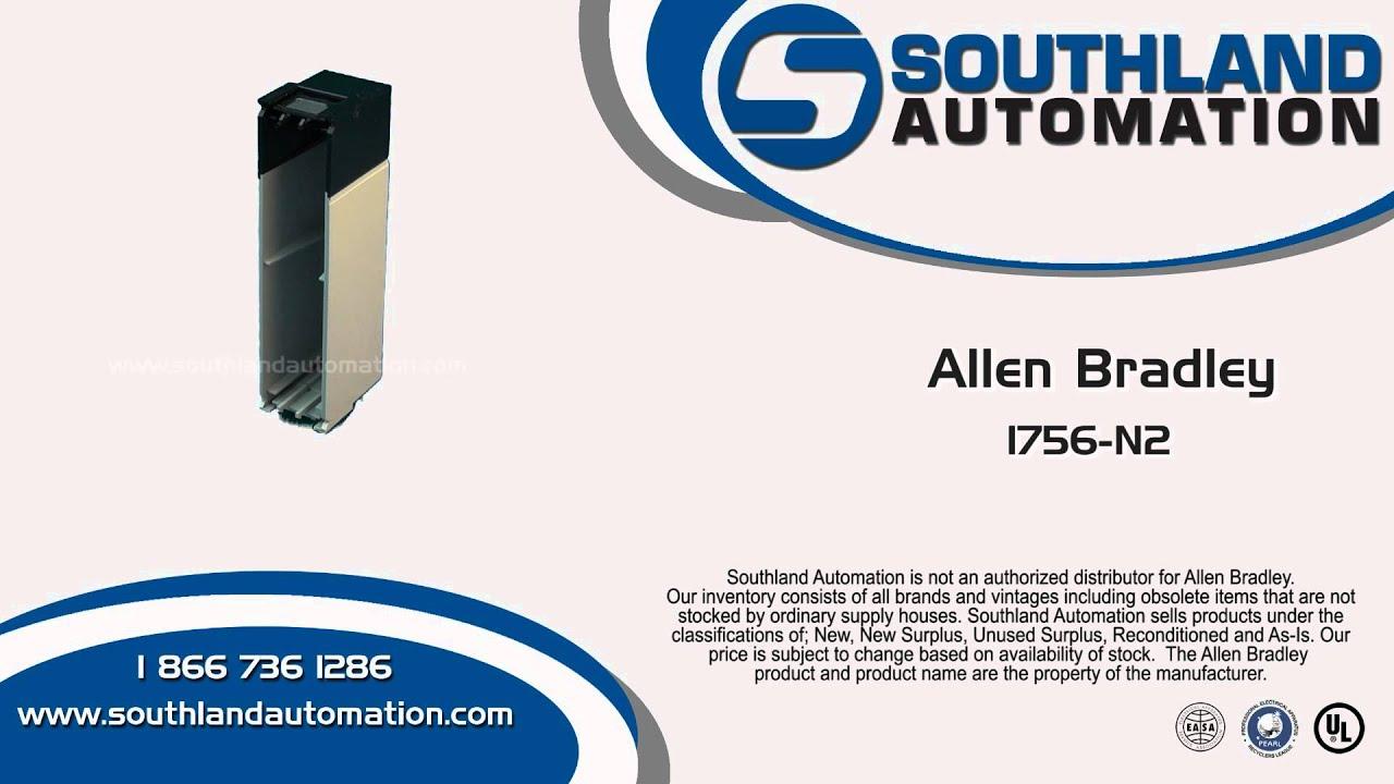 Allen Bradley ControlLogix/Guardlogix 1756-L62S 1756-LSP 10