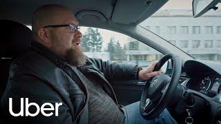 Uber: Elastyczne godziny jazdy | Poznaj Łukasza | Uber