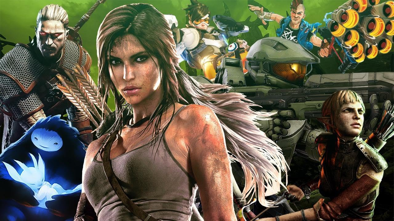 Ign S Top 25 Xbox One Games Fall 2016 Youtube