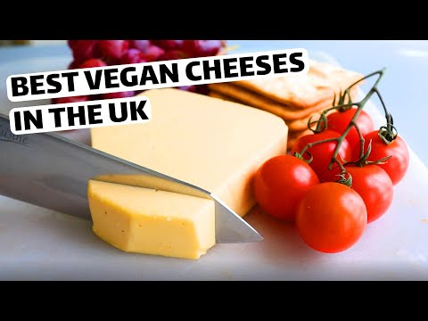 UK Vegan Cheese / Our Top 4 That You Can Buy at The Supermarket