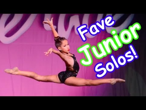 Top 40 Junior Solos 2017 (CarmoDance Favorites)