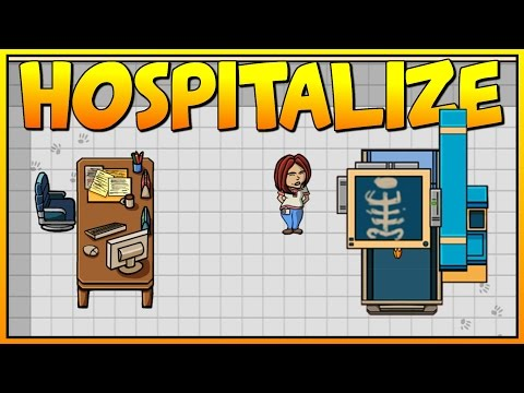 X-Ray - Radiology Ward - Hospitalize - Let's Play Hospitaliz