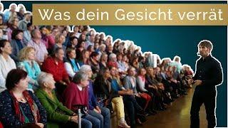 Eric Standop - Face Reader - Schirner Tage 2012