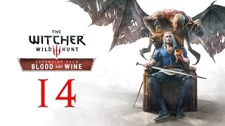 WITCHER 3: Blood and Wine #14 : It's Gwent Jim, but not as we know it!