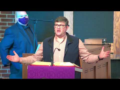 Pisgah Sunday Sermon - Temptation of Jesus