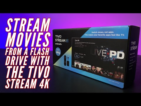 How To Stream Your Own Movies From A Flash Drive To The TiVo Stream 4K