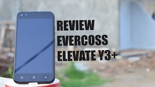 Review Evercoss Elevate Y3+