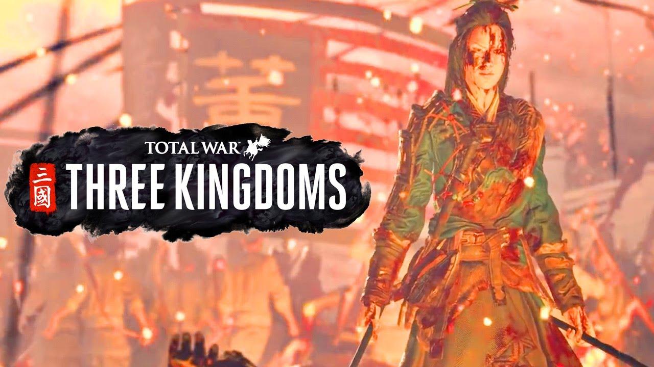 Total war: three kingdoms - reign of blood download torrent