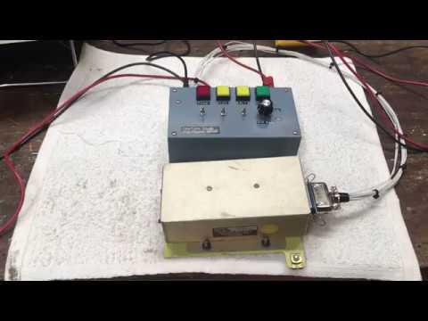 Century III Autopilot Glide Slope Coupler 1C493 Capture Tester