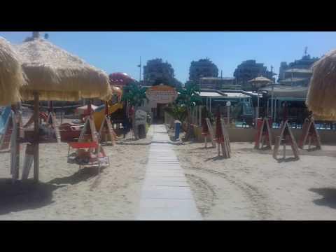Palm Beach club leisure, fun and relax in Pescara