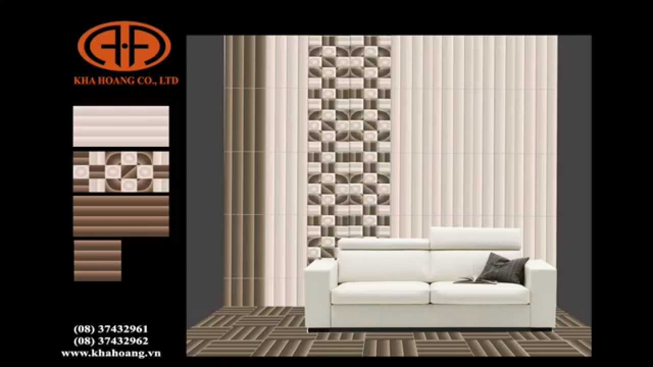 KHA HOANG VIETNAM - INDIAN CERAMIC TILES - YouTube