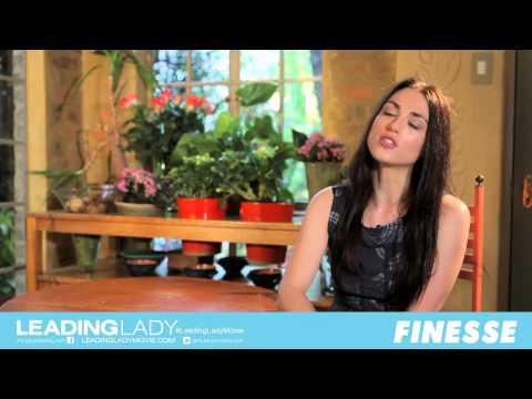 Katie McGrath (Leading Lady) - Finesse Question 1