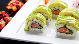寿司的正确打开姿势