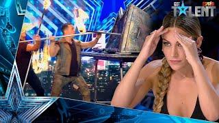 Estas mujeres DESAPARECEN y se MULTIPLICAN con este truco | Audiciones 5 | Got Talent España 2021