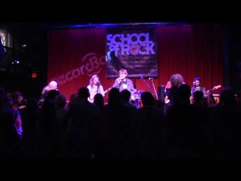 School of Rock All Star Team 6 Record Bar Kansas City Second Set 2016