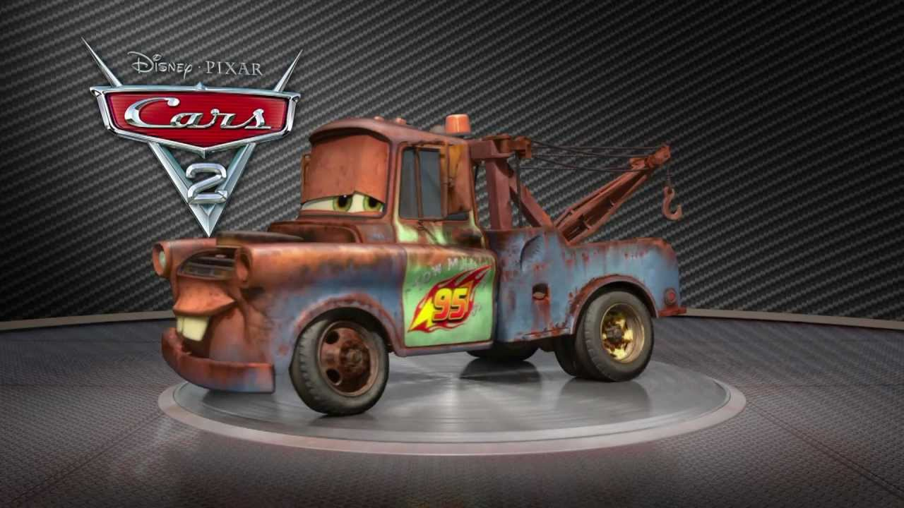 all of disney pixar cars 2 turntables cars in hd lightning mcqueen mater youtube. Black Bedroom Furniture Sets. Home Design Ideas