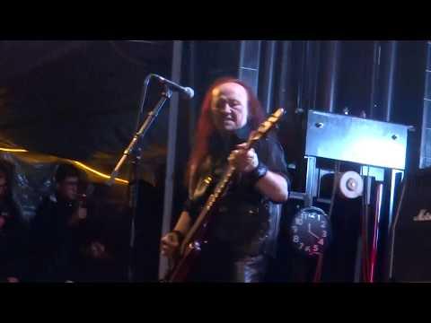 Venom -Antichrist live   Fall of summer...