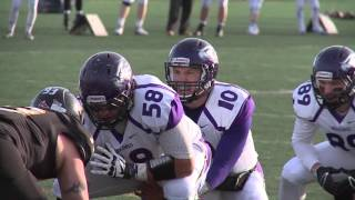 UW-Whitewater vs. UW-Oshkosh football quarterfinal - Dec. 5, 2015