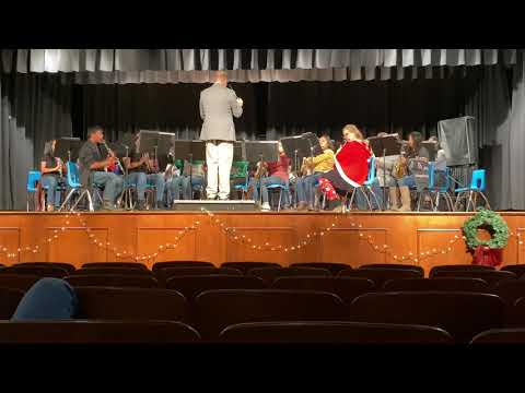 Olton High School Band Concert