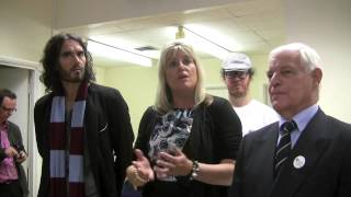 Russell Brand comes to Thurrock Mind
