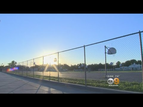 Heat Wave Takes Over The San Fernando Valley