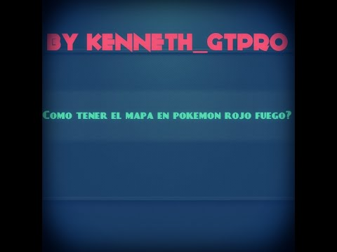 Mapa Pokemon Rojo Fuego.Como Obtener El Mapa En Pokemon Rojo Fuego Kenneth Gt