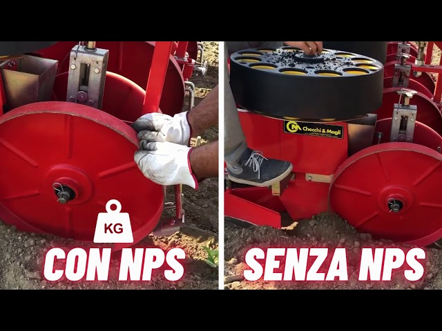 CHECCHI & MAGLI - NITRO POWER SHOCK (NPS)_Italiano