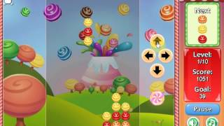 Game Candy Bubble