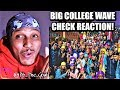 CRAZY FAMU COLLEGE WAVE CHECK REACTION BY POPPY BLASTED! * MUST WATCH*