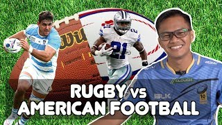 Rugby vs American Football