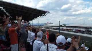 Michelisz Norbert Hungaroring WTCC 2012 [HD]