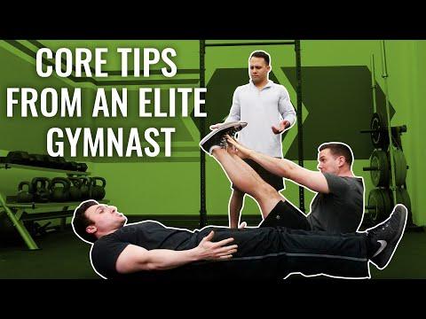Build Elite Gymnast Level Abs!