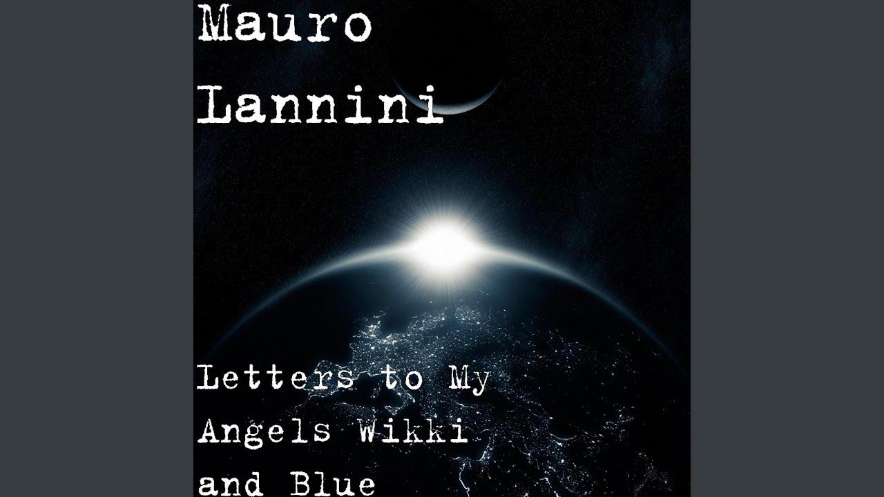 Alex Letters Blue