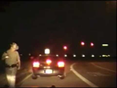 Female cop caught on tape giving two women body cavity search during routine traffic stop