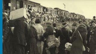 שילוחי יהודי הונגריה ולודז' לאושוויץ בירקנאו בשנת 1944