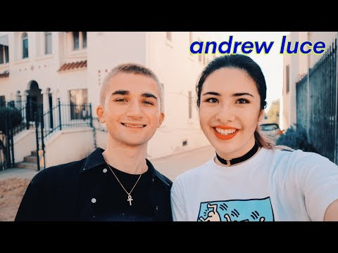 ANDREW LUCE Interview- daruma, age, guitar, lazy people, bay area