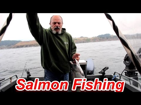 Salmon Fishing Northern California